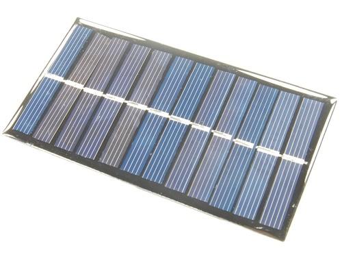 Solar Panel 6V/1W