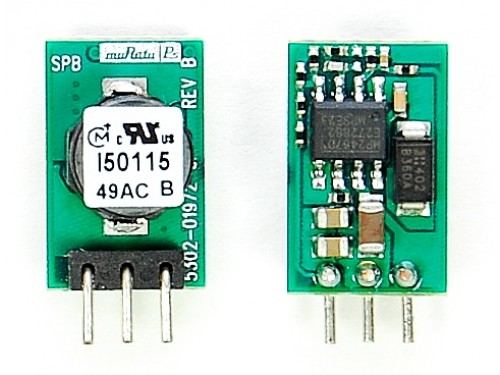 Buck Regulator - 5V/1.5A