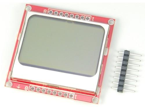Nokia 5110 LCD
