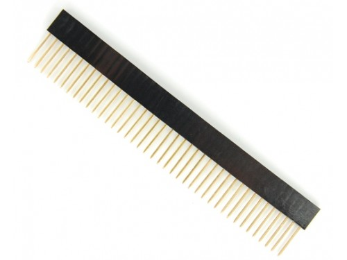 Female stackable headers 1x40