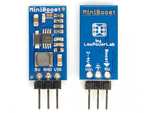 MiniBoost 5V/1A Booster
