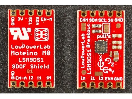 LSM9DS1 9DoF IMU Breakout