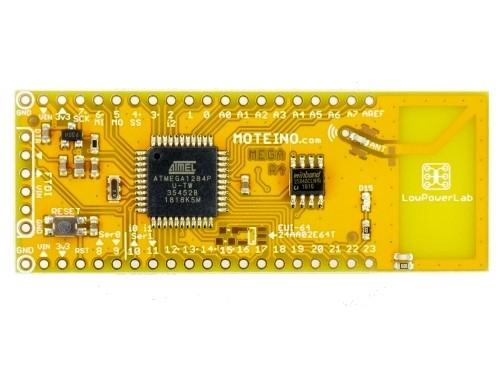 Moteino MEGA (trace antenna)