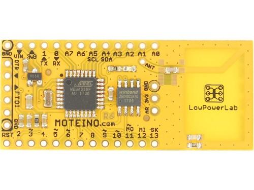 Moteino (trace antenna)