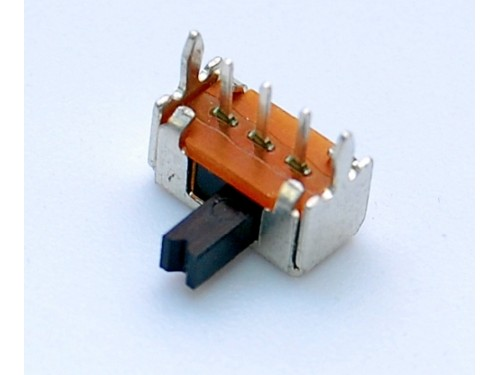 Slide switch SPDT (Right Angled)