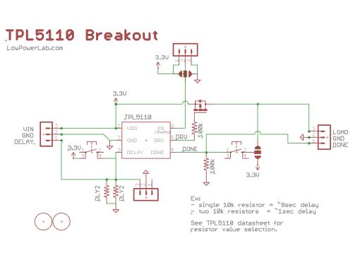 TPL5110 Breakout