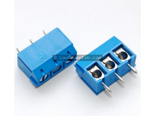 3-pin Screw Terminals