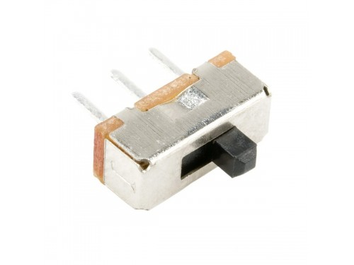 Slide switch SPDT (Straight)