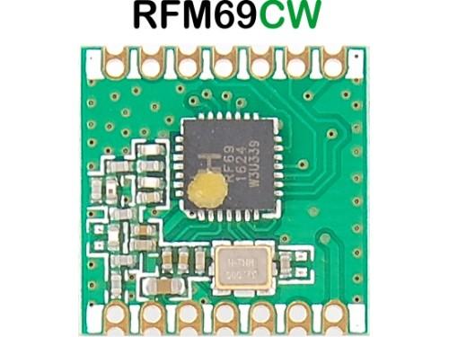 RFM69CW 433mhz