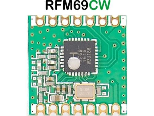 RFM69CW 868-915mhz