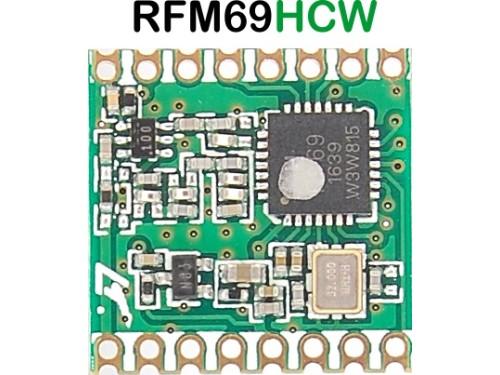 RFM69HCW 869-915mhz