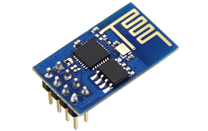 WiFi Serial Transceiver Module