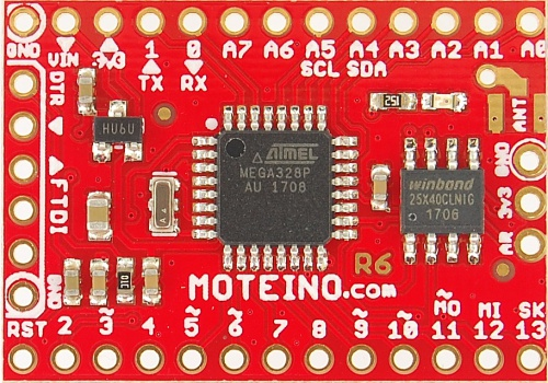 Transceivers | All about Moteino | LowPowerLab