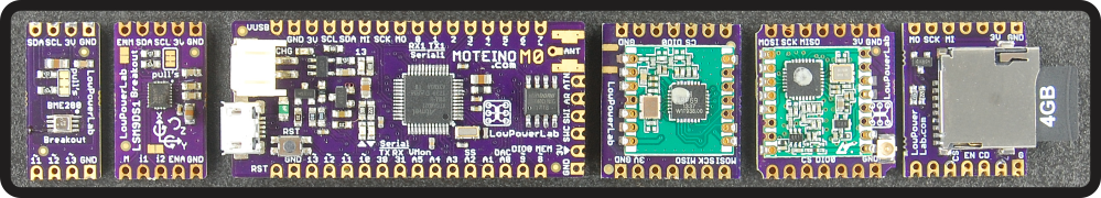 New MoteinoM0 Released! | LowPowerLab