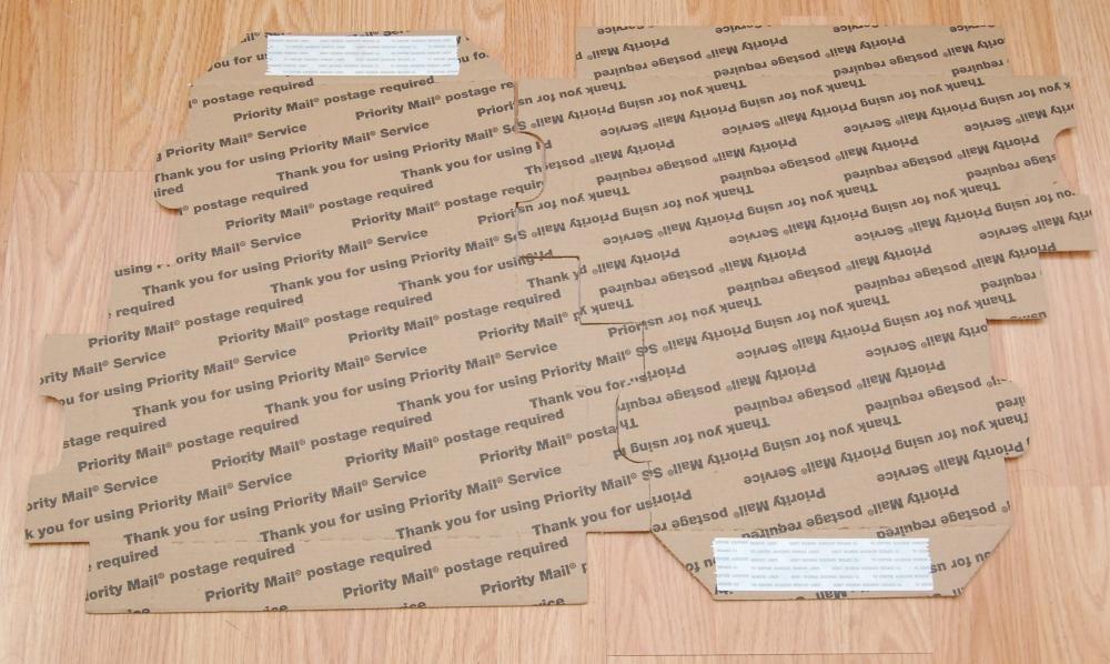 Lasercut Shipping Boxes From Scrap Lowpowerlab