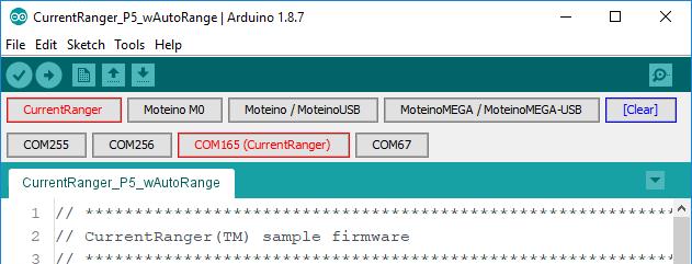 Programming / firmware updates | Current Ranger | LowPowerLab